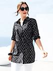 Emilia Lay - Bluse mit 3/4-Arm aus 100% Baumwolle
