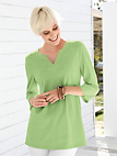Green Cotton - Shirt mit 3/4-Arm