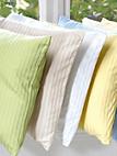 Irisette - Bügelleichte Jersey-Bettwäsche, ca. 155x200cm