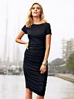 Uta Raasch - Schmales Kleid mit U-Boot-Ausschnitt