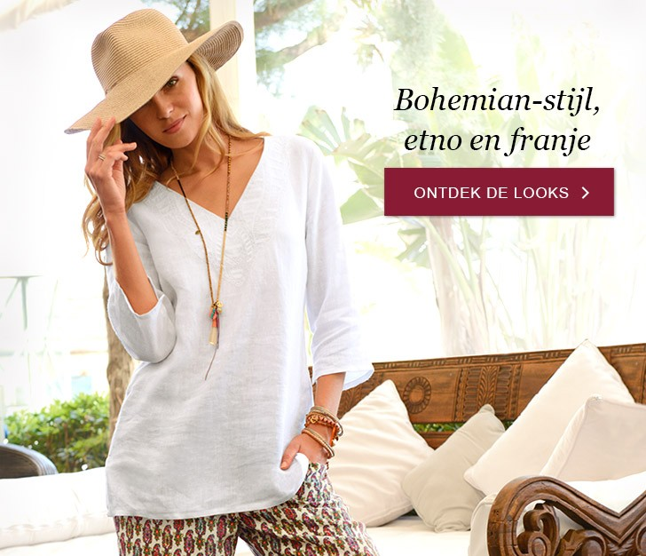 bohemian-stijl
