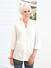 Green Cotton - Bluse mit 3/4-Arm