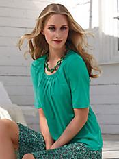Green Cotton - Shirt aus 100% Baumwolle