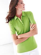 Peter Hahn - Leicht tailliertes Polo-Shirt mit 1/2-Arm