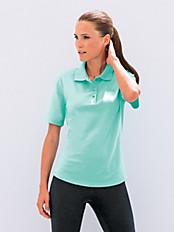 Peter Hahn - Legeres Polo-Shirt mit 1/2-Arm