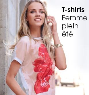 femmes-t-shirts