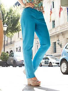 5-Pocket-Hose mit geradem Bein