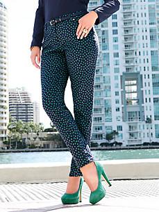 Anna Aura - Hose mit schmalem Bein