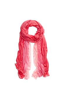 Schal mit feinen Farbverläufen