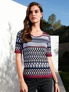 Betty Barclay - Rundhals-Shirt mit langem 1/2-Arm