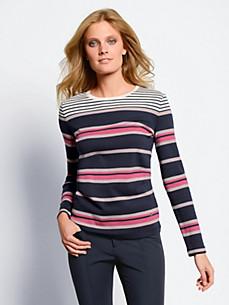 Bogner - Rundhals-Shirt aus 100% Baumwolle