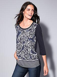 Brax Feel Good - Blusen-Shirt mit 3/4-Arm