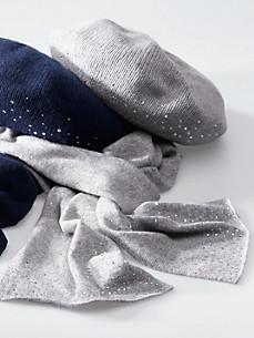 cashmere - Baskenmütze aus 100% Kaschmir