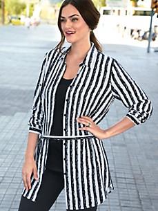Emilia Lay - Long-Bluse
