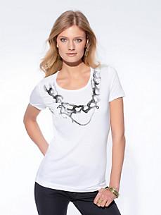 Escada Sport - Rundhals-Shirt mit 1/2-Arm
