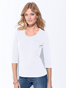 Escada Sport - Rundhals-Shirt mit 3/4-Arm