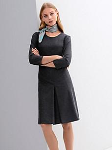 knielange kleider bei peter hahn knielanges kleid kaufen. Black Bedroom Furniture Sets. Home Design Ideas