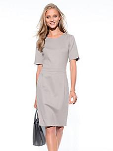 Fadenmeister Berlin - Jersey-Kleid mit langem 1/2-Arm