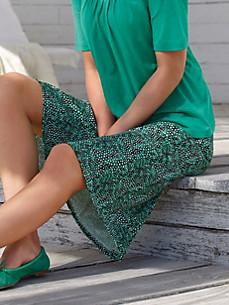 Green Cotton - Hosen-Rock mit bequemen Rundum-Gummibund