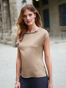 Laurèl - Blusen-Top mit überschnittener Schulter