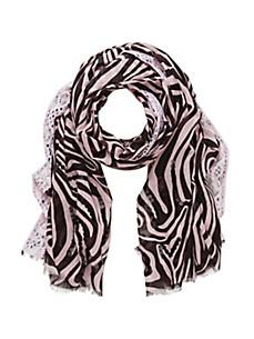 LIEBLINGSSTÜCK - Schal in trendigem Zebra-Print
