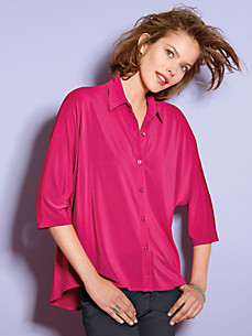 Looxent - Jersey-Bluse mit 3/4-Arm