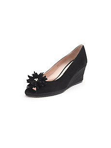 Peter Hahn exquisit - Peeptoe-Pumps