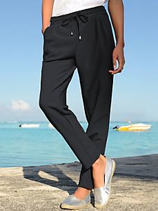 Peter Hahn - Knöchellange Hose im Jogg-Pant-Style