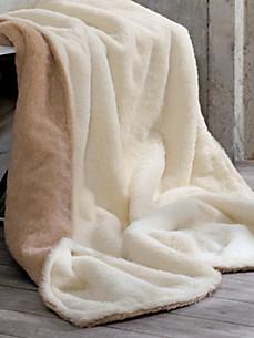 Peter Hahn - Luxus-Edelhaar-Decke, ca. 140x200cm