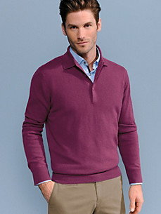 Peter Hahn - Polo-Pullover – Modell PAUL