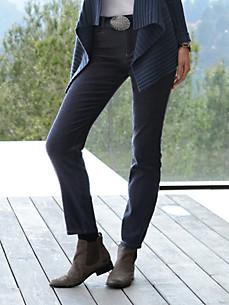 Peter Hahn - Schmal geschnittene Jeans
