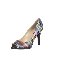 Peter Kaiser - Extravaganter Peeptoe-Pumps