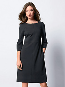 Strenesse - Jersey-Kleid mit 3/4-Arm