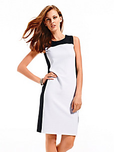 Jersey-Kleid mit Stretch-Effekt