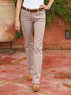 Uta Raasch - Schmale Jeans im 5-Pocket-Stil
