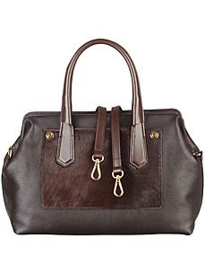 Uta Raasch - Tasche aus leicht strukturiertem Leder