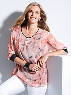Via Appia Due - Blusen-Shirt mit 3/4-Arm