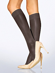 Wolford - Kniestrumpf &quot;Satin Touch 20 Knee-Highs&quot;