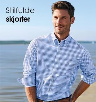 herremode-skjorter