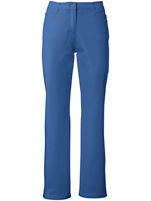 "Brax ""Feminine Fit""-Jeans – Modell NICOLA, Blau Langhose, Damenhose female"