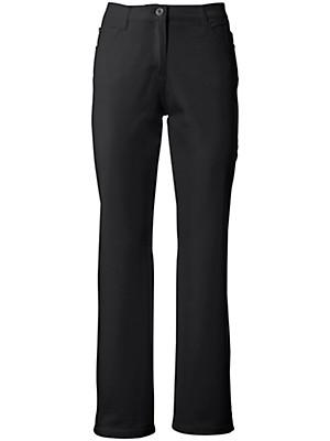 """Feminine Fit""-Jeans – Modell NICOLA  schwarz"