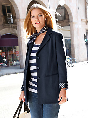 Anna Aura - Jersey-Blazer
