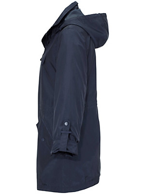 Anna Aura - Sportive Jacke mit innenliegendem Tunnelzug