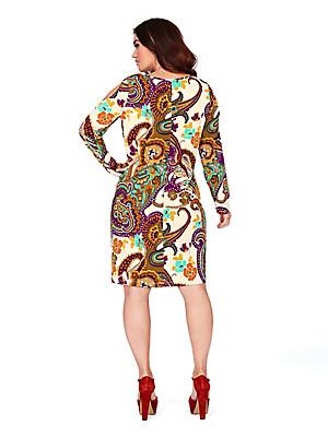Anna Scholz for sheego - Jerseykleid