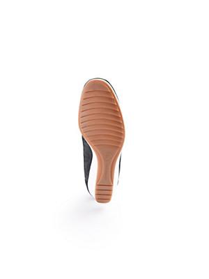 ARA - Slipper aus Rindsnubukleder
