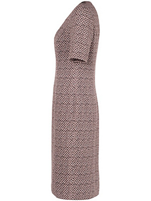 Basler - Jersey-Kleid mit 1/2-Arm