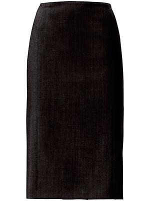 Basler - Schmal geschnittener Rock in reiner Schurwolle
