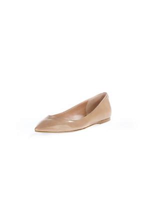 Belmondo - Ballerina aus feinem Kalbsnappaleder