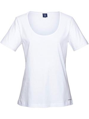 Bogner Jeans - T-Shirt mit 1/2-Arm im 3er-Pack