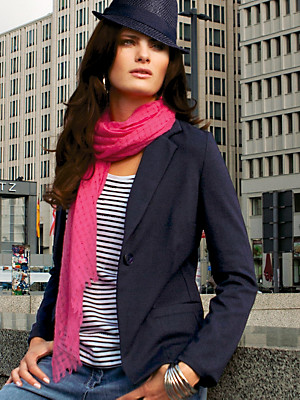 Brax Feel Good - Jersey-Blazer